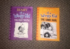 Diary of a Wimpy Kid Books - Hardcover in Bolingbrook, Illinois