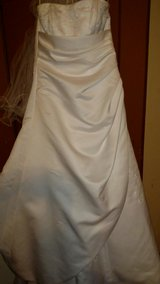 strapless wedding dress in Salina, Kansas