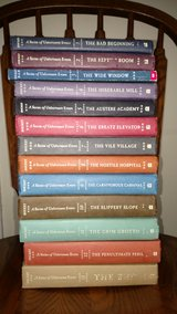 Lemony Snicket A Series of Unfortunate Events  13 vol set in Chicago, Illinois