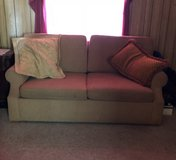 Couch in Yucca Valley, California