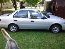 2001 Toyota Corolla 5speed in Beaufort, South Carolina