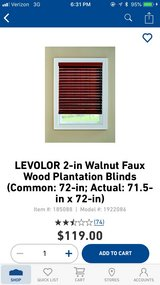 Blinds in Cleveland, Texas