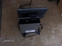"""DELL COMPUTER AND 17 """" FLAT SCREEN MONITOR ALL IN ONE .MODEL GCYXZF1 in St. Charles, Illinois"""
