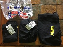 XL APFU Shorts in Fort Benning, Georgia
