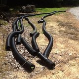 """4"""" plastic drain pipe in Clarksville, Tennessee"""