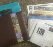 Two new scrapbooks with extra page inserts in Travis AFB, California