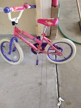"16"" girls bike-excellent condition in Oswego, Illinois"