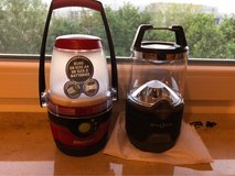 Two Camping Lanterns in Ramstein, Germany
