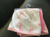 Set of 6 baby wash cloths in Camp Lejeune, North Carolina