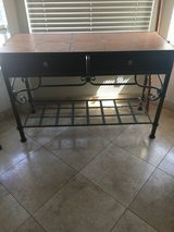 Serving table in Fairfield, California