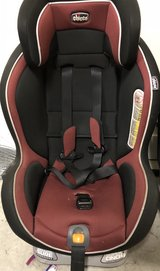 Chicco Nextfit Convertible Car seat in Fort Rucker, Alabama