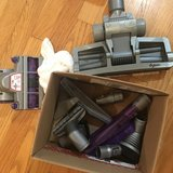 Dyson DC14 Vacuum Attachment Wand Tools in Naperville, Illinois