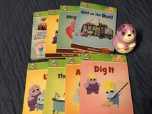 Leap Frog Tag Junior Pen and 8 Books in Warner Robins, Georgia