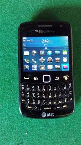 Blackberry curve 9360 smartphone in St. Charles, Illinois