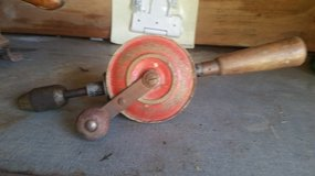 OLD VINTAGE HAND DRILL in Orland Park, Illinois