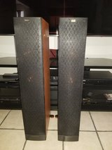 Klipsch RF-52 ll Speakers $250 obo! in Fort Bliss, Texas