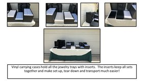 Craftshow Display for 10', 15' or 20' show space in Conroe, Texas