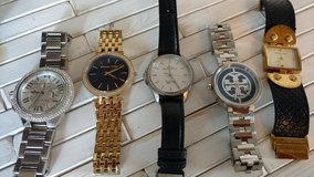 Womens watches 3 Michael Kors 1 Tory Burch, 1 Coach in Fort Carson, Colorado