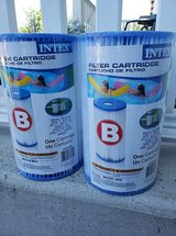 Intex Type B Pool Filters - NEW in Joliet, Illinois