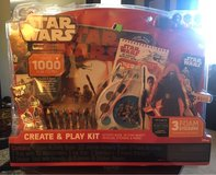 Star Wars Create & Play Kit in Yorkville, Illinois