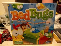 New bed bugs game in Fort Campbell, Kentucky