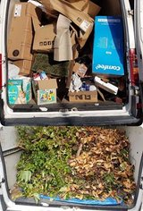 LAWN CARE / YARD WORK / PCS CLEANING / TRASH HAULING / PICK UP & DELIVERY SERVICES in Ramstein, Germany