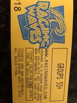 Raging Waves Ticket in St. Charles, Illinois