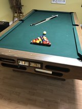 Pool Table in Algonquin, Illinois