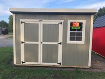 8x12 Garden Shed in DeRidder, Louisiana