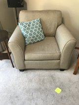 Overstuffed Chair in Algonquin, Illinois