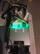 Miner with PSU in stock Bitmain Antminer S9 - 13.5TH/s 16nm ASIC Bitcoin in Fort Knox, Kentucky