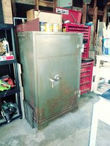 Vintage Diebold Floor Safe in Joliet, Illinois