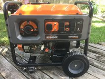 Generac RS7000E Portable Generator With Electric Starter in Kingwood, Texas