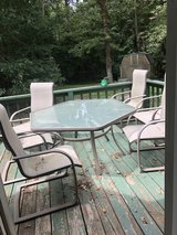 Patio Table & Chairs in Camp Lejeune, North Carolina