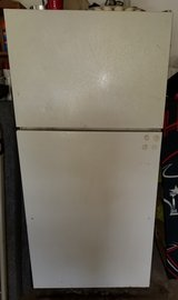 Garage refrigerator in Baytown, Texas