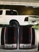 Tail lights for 2009-2017 Ram truck in Rolla, Missouri