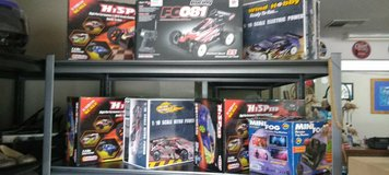RC cars in Fort Lewis, Washington