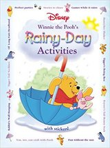 Disney Winnie the Pooh's Rainy-Day Activities Hard Cover Book Age 4 - 7 * Grade Preschool - 2nd in Oswego, Illinois