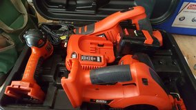 Black and decker cordless combo in Warner Robins, Georgia