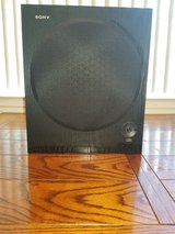 Sony SA-WM-500 Powered Subwoofer in Fort Bliss, Texas