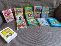 10 boxes of children's decks of cards in Kankakee, Illinois