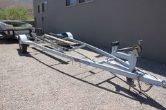 boat trailer in Alamogordo, New Mexico