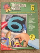 Thinking Skills workbook, 6th grade in Oswego, Illinois