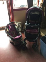 Graco Travel System Car Seat and Stroller in Fort Polk, Louisiana