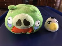 Angry Bird Plushie in Clarksville, Tennessee