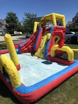 Inflatable in Morris, Illinois