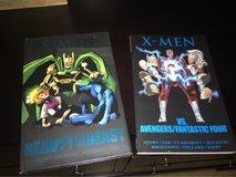 X-Men Graphic Novels in Ramstein, Germany