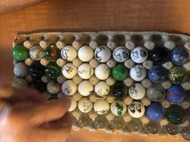 Marbles collection in Alamogordo, New Mexico