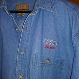AUDI Denim Shirt in Aurora, Illinois
