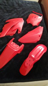Brand New Plastics/Fairings for Honda CRF 70cc dirtbike in Alamogordo, New Mexico